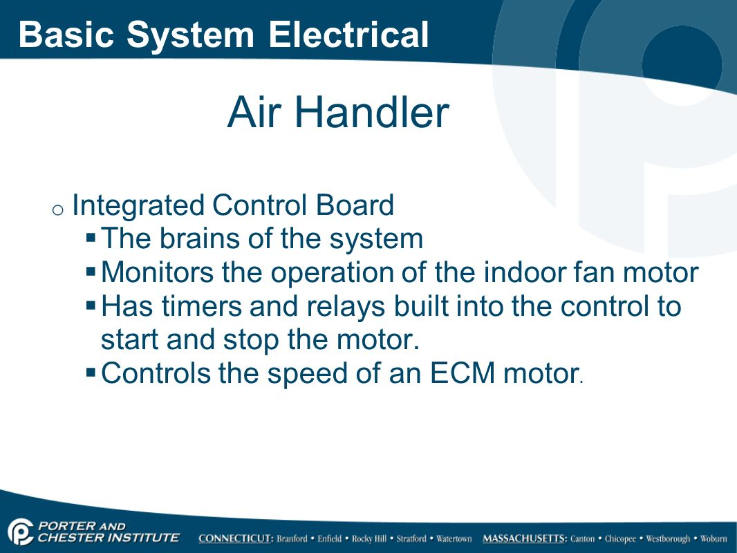 Air Handler Terminology - ppt download