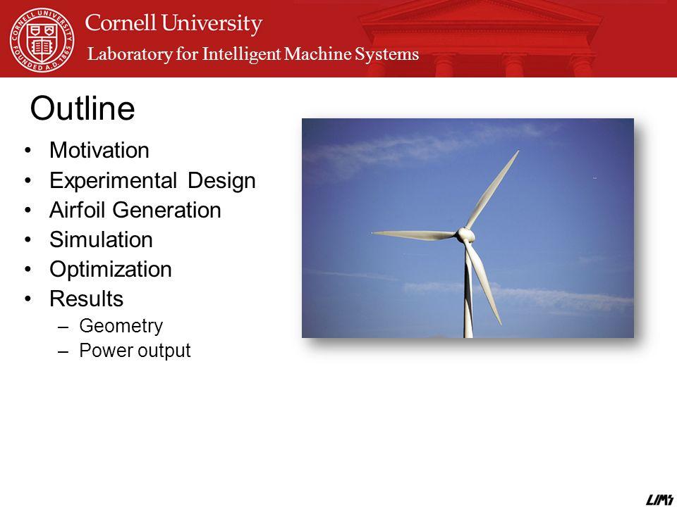 Wind Turbine Geometry