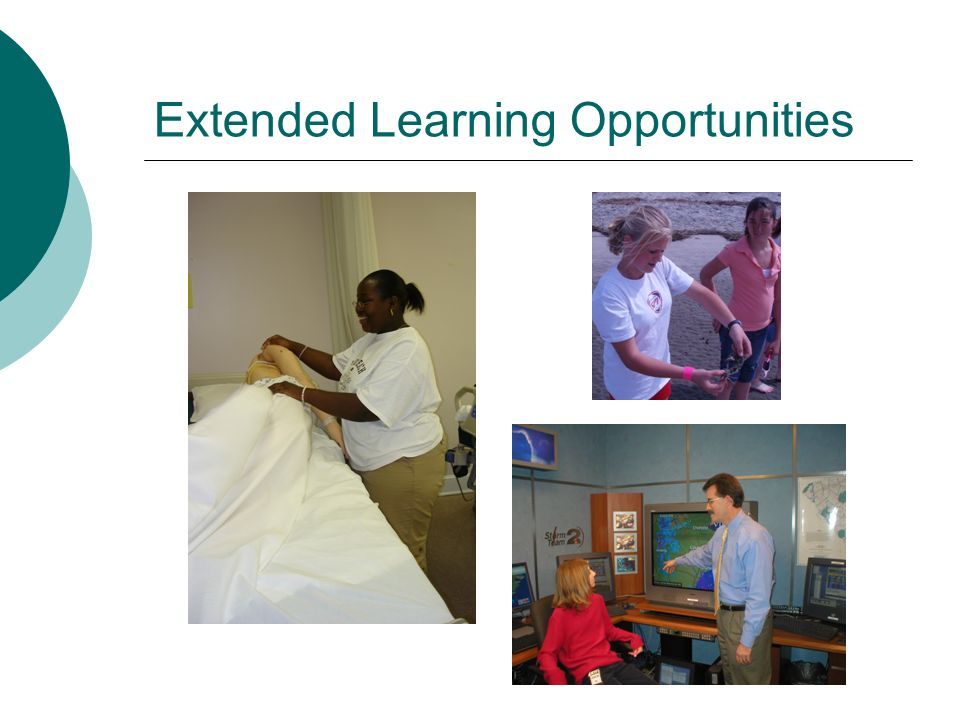 Extended Learning Opportunities