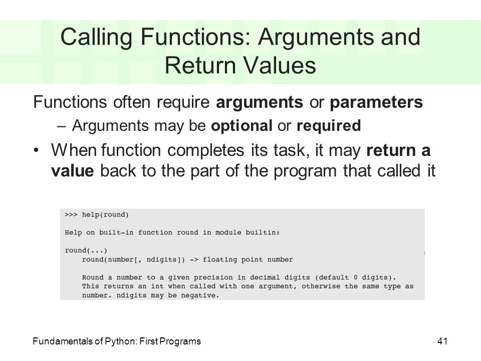 Fundamentals of Python: First Programs - ppt video online download