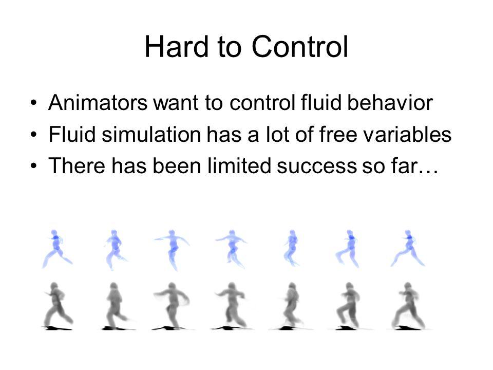 Hard To Control