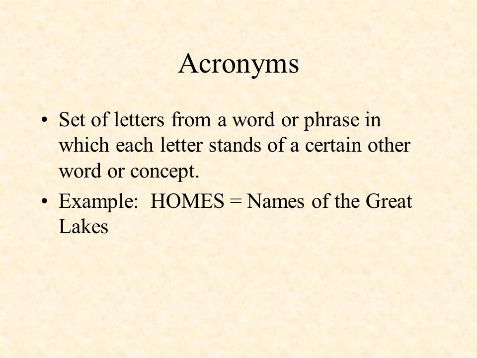 word using letters certain letters three processes of memory ppt 917