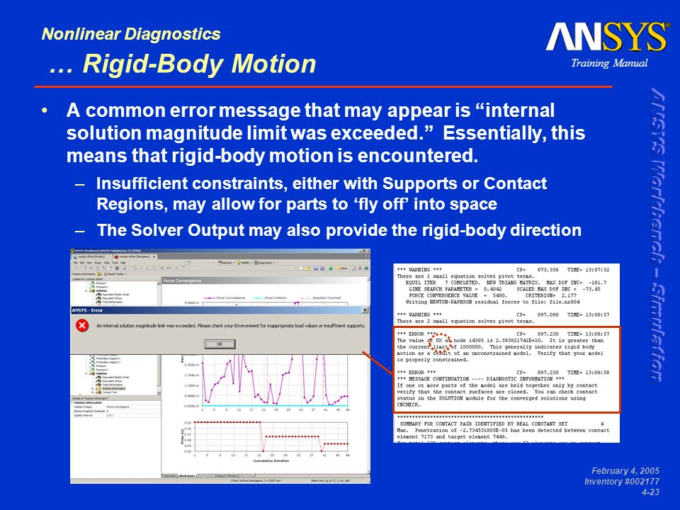 Nonlinear Diagnostics - ppt download