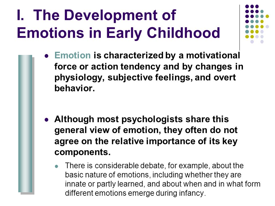 Emotional Development Ppt Video Online Download