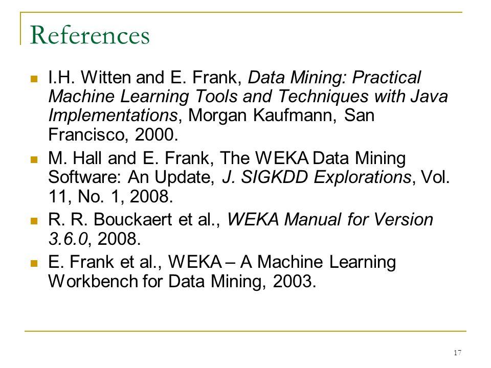 appendix the weka data mining software ppt video online download rh slideplayer com Weka Javadoc Decision Tree