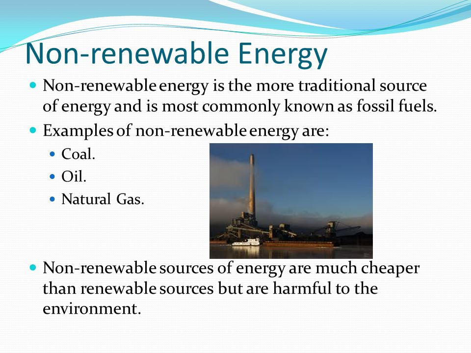 Energy Sources Ppt Video Online Download