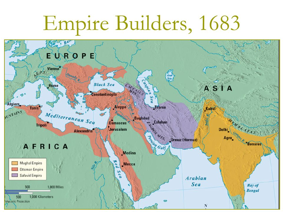 Chapter 16 gunpowder empires ppt video online download 2 empire builders 1683 gumiabroncs Choice Image