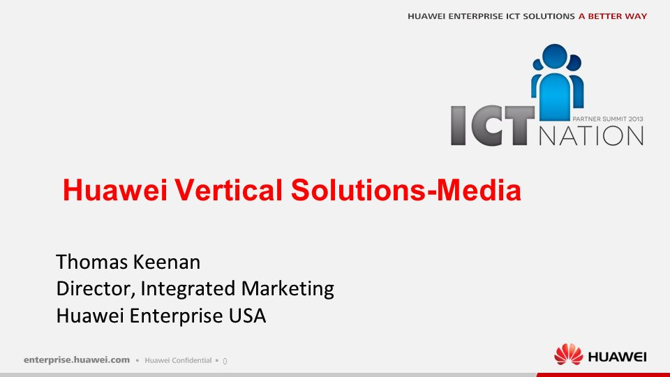 Huawei IT : Make IT Simple, Make Business Agile - ppt download