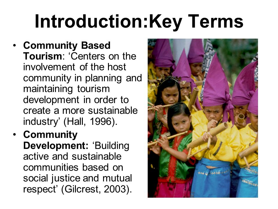 Introduction:Key Terms