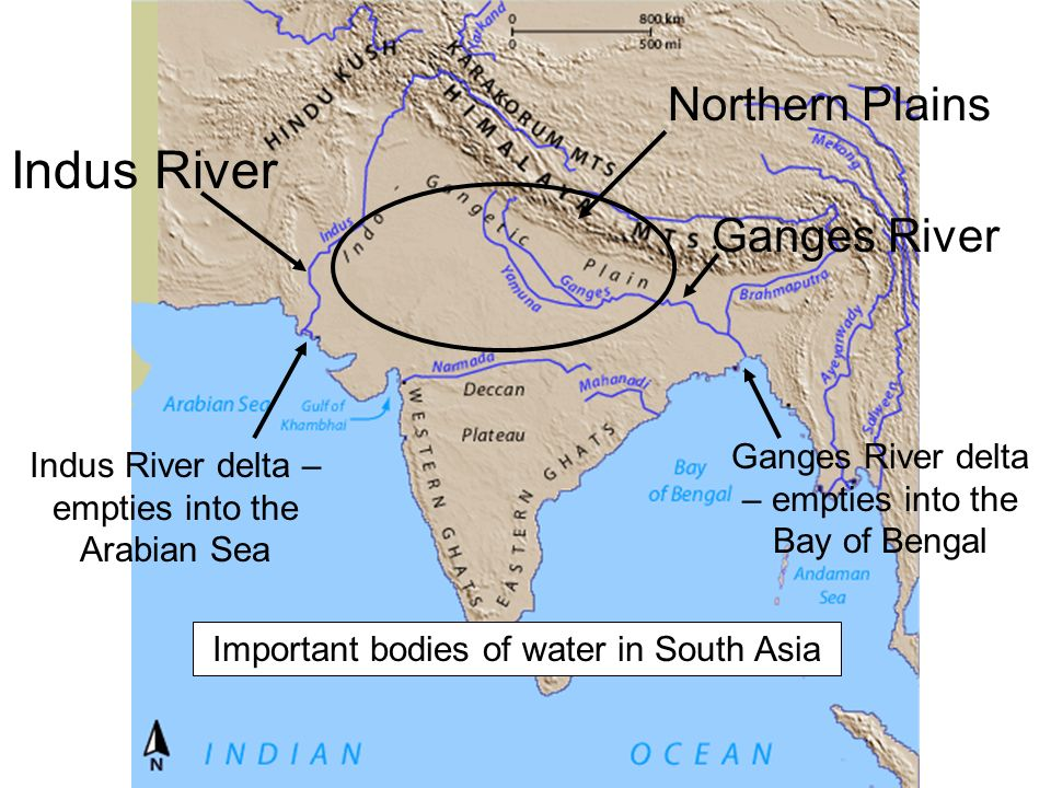 Map Of Asia Ganges River.South And Southeast Asia Ppt Video Online Download
