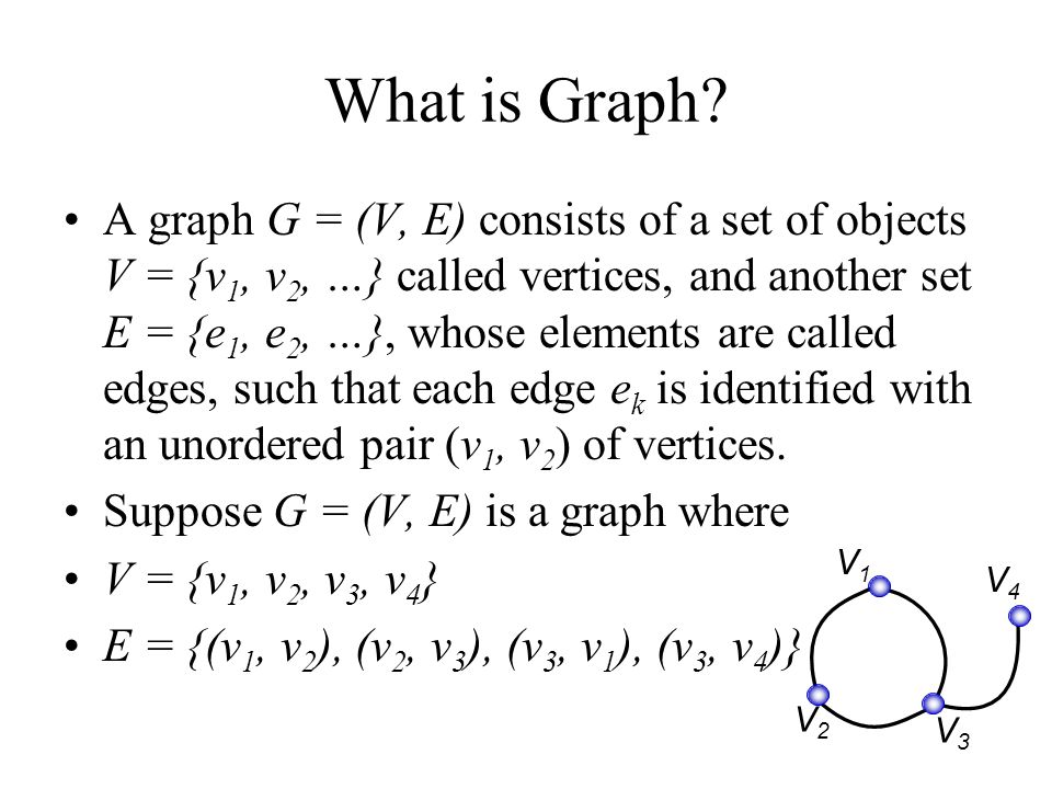 What is Graph