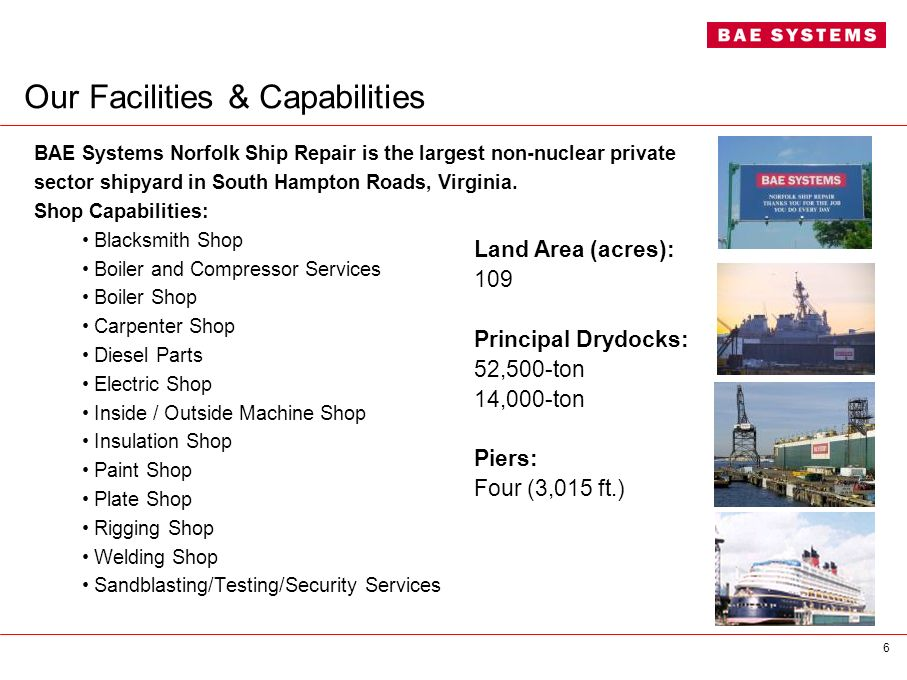 Our Facilities & Capabilities