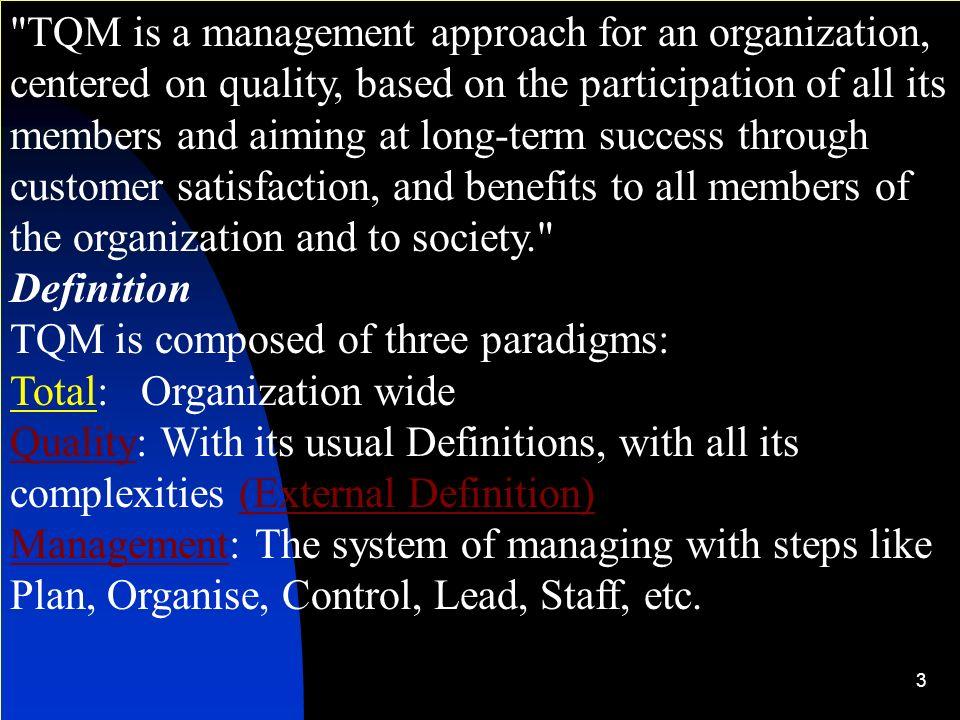 benefits of tqm total quality management