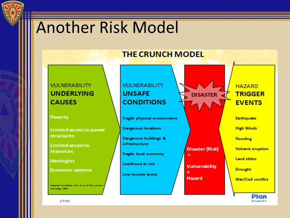Another Risk Model