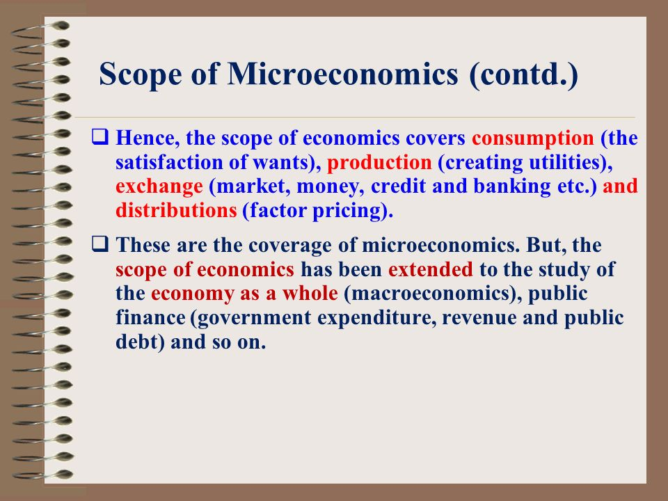 MICROECONOMICS  - ppt video online download