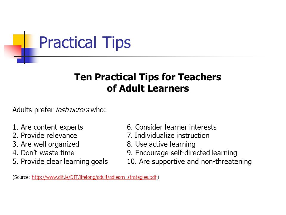 Strategies For Effective Instruction Marc W Ppt Download