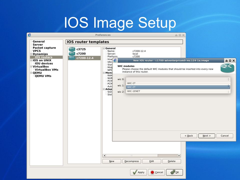 GNS3: The Graphical Network Simulator - ppt video online download