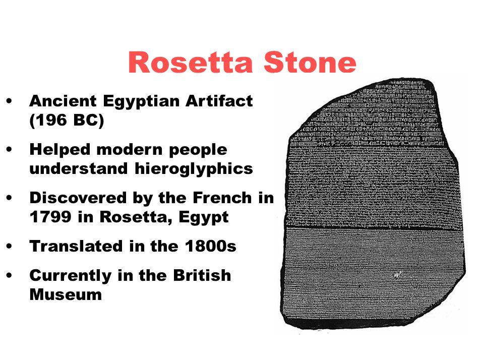 Bbc primary history world history rosetta stone.