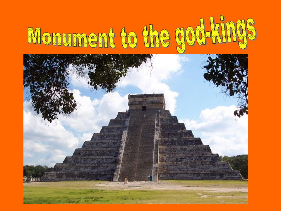 Monument to the god-kings