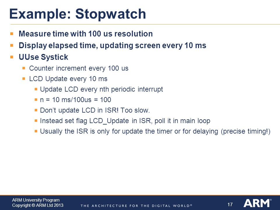 Timer Peripherals  - ppt video online download