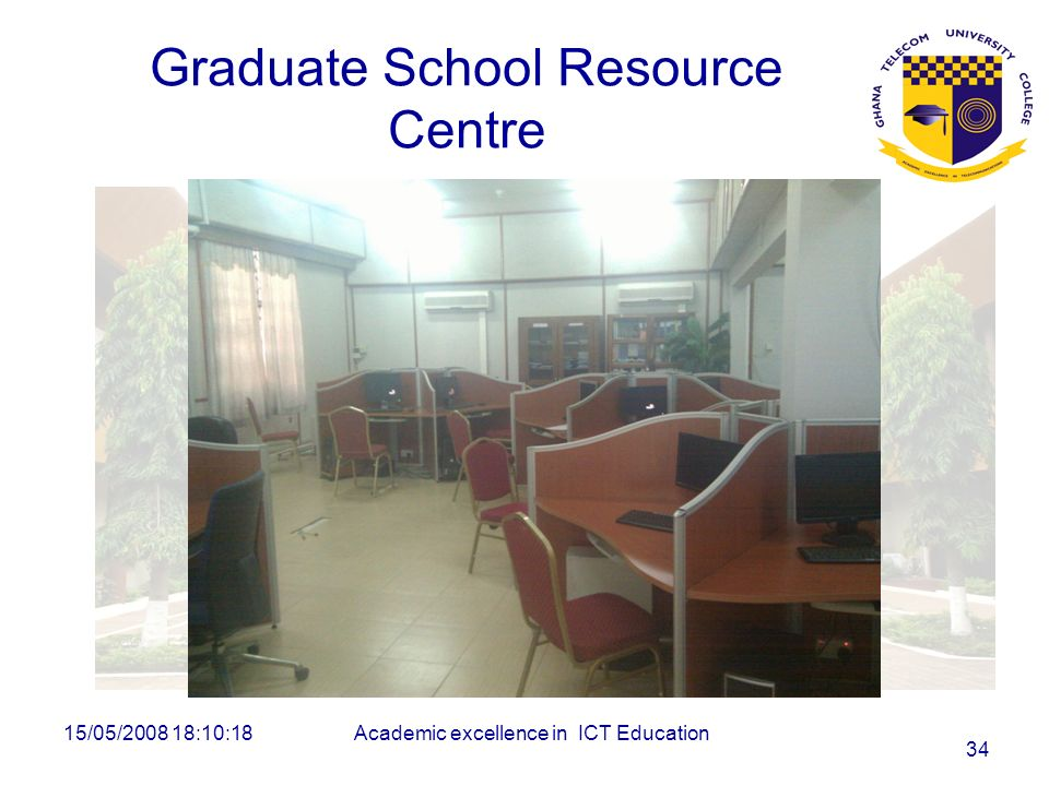 Graduate School Resource Centre