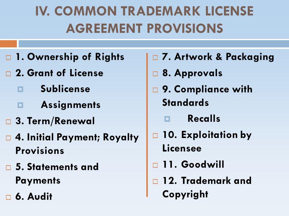 Trademark Licensing Mitchell E Radin Of Cowan Debaets Abrahams