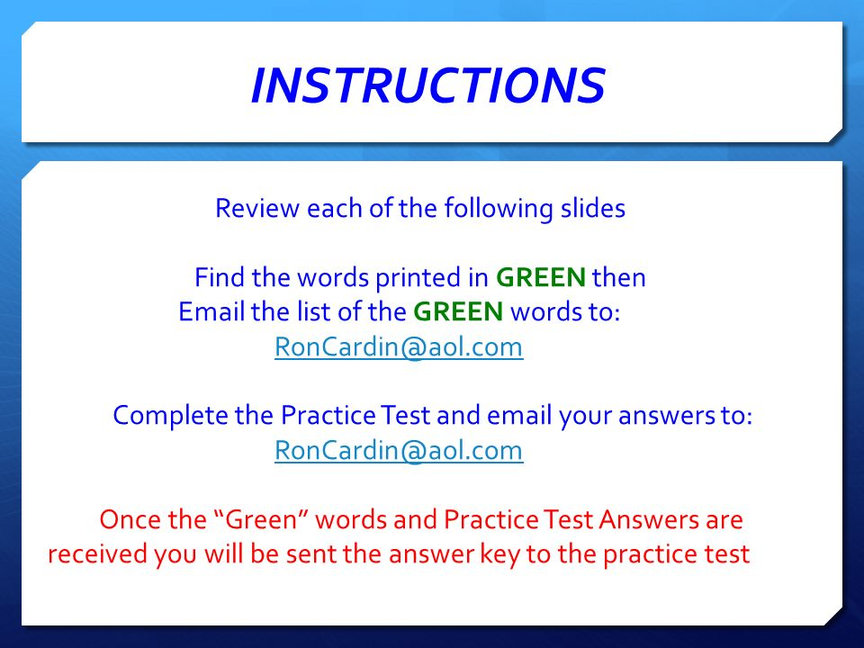 On line training presentation ppt download 2 instructions fandeluxe Image collections