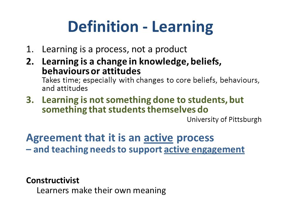 Approaches To Learning Ppt Video Online Download