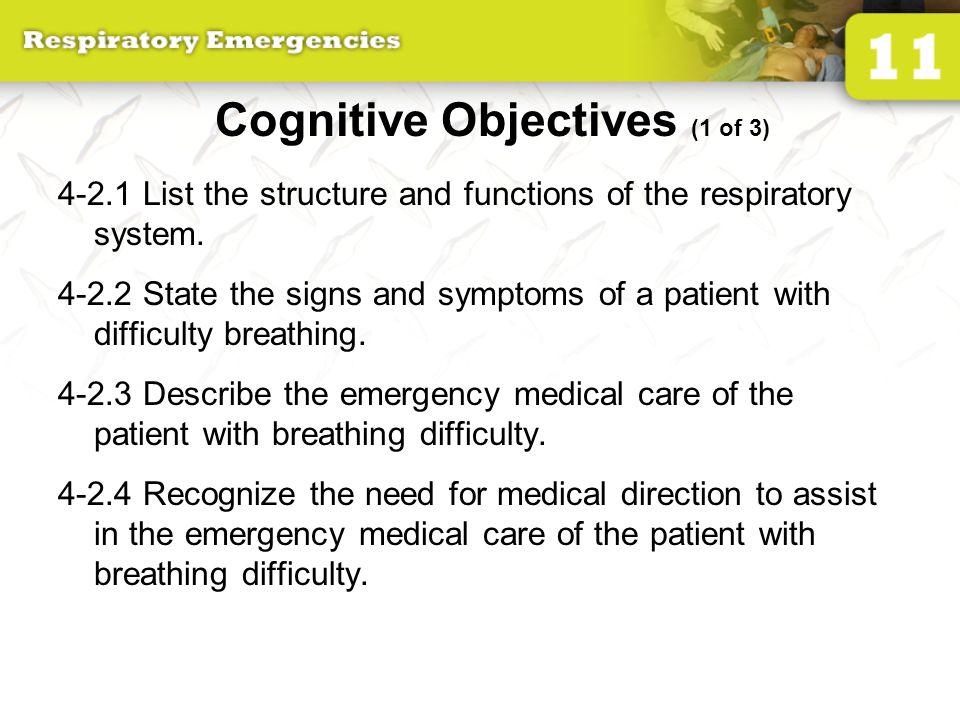 11 Respiratory Emergencies Ppt Video Online Download