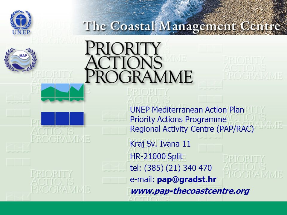 UNEP Mediterranean Action Plan