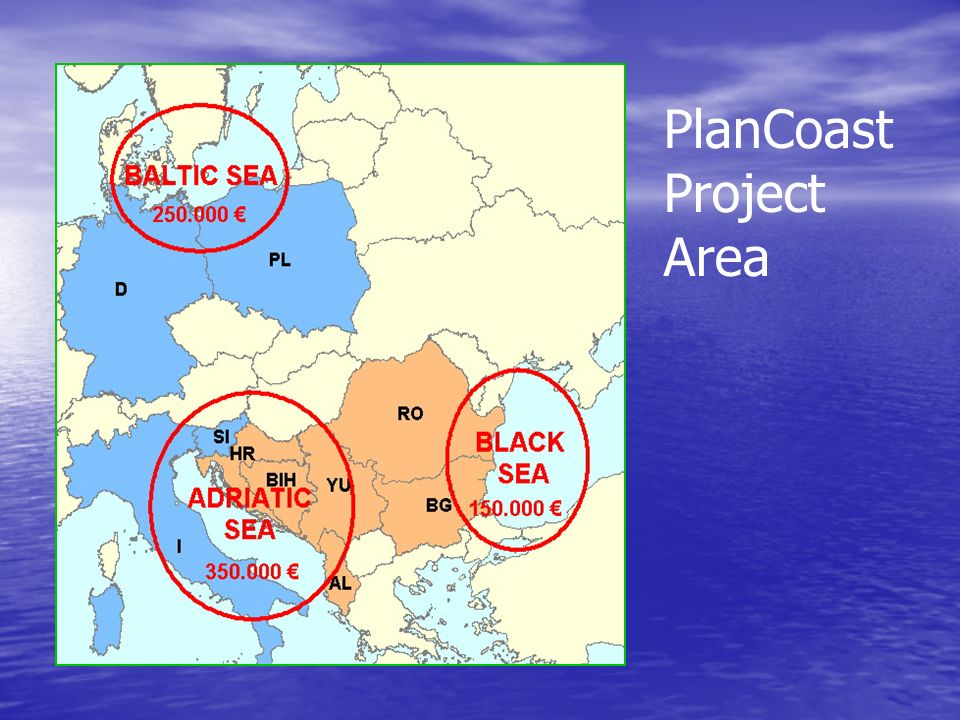 PlanCoast Project Area