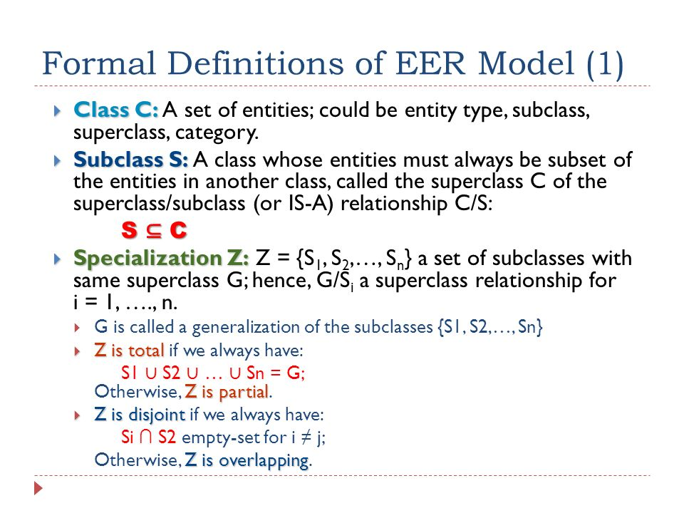 Chapter 4 The Enhanced Er Model And Business Rules Ppt Video