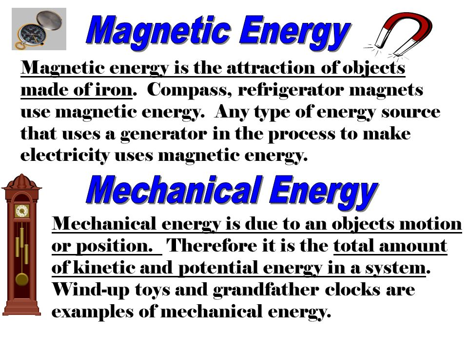 Energy Forms And Transformations Ppt Video Online Download