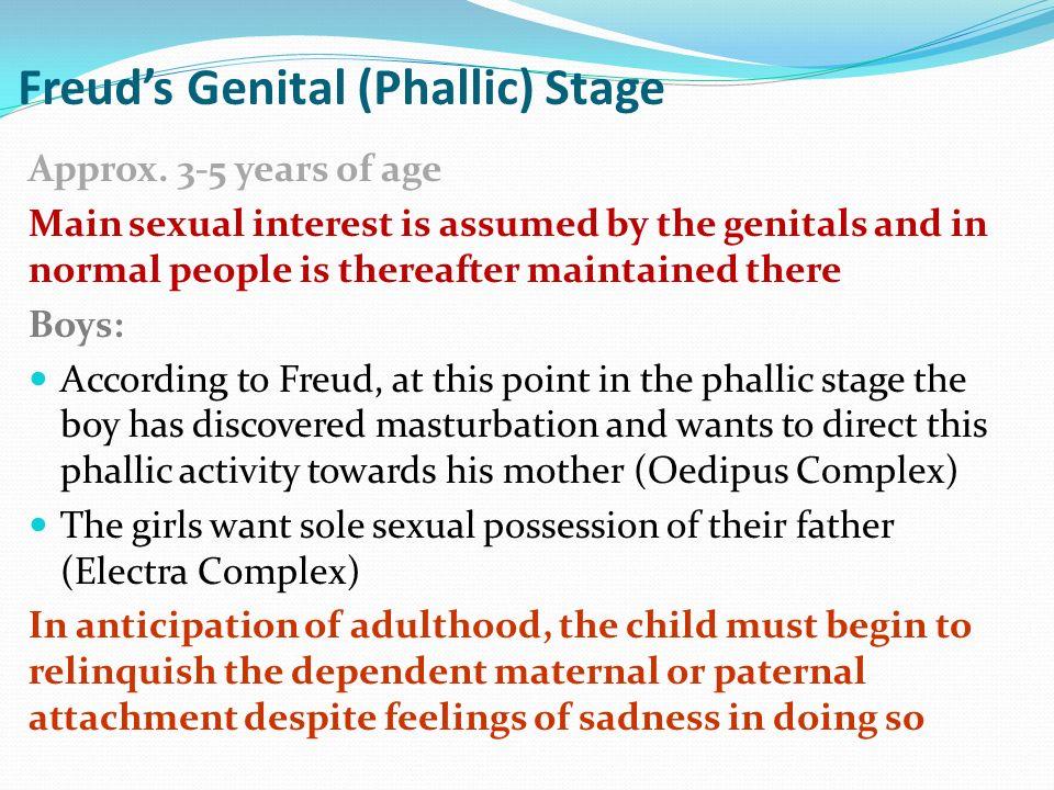 freuds genital stage
