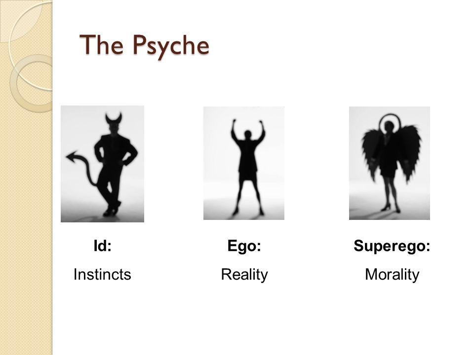 id ego superego meaning