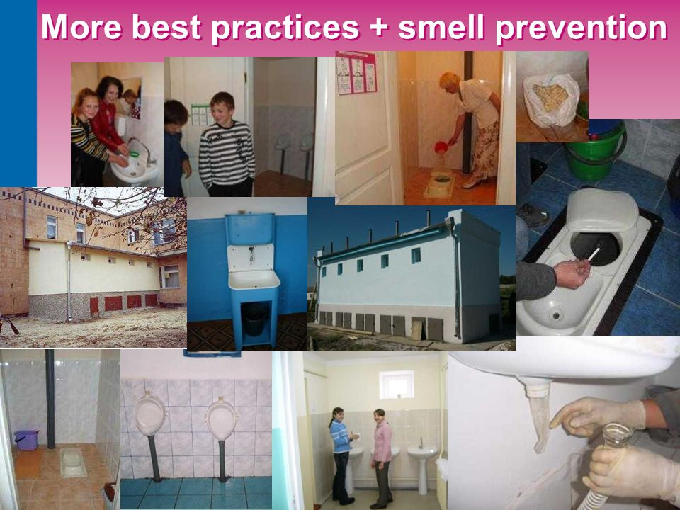 More best practices + smell prevention