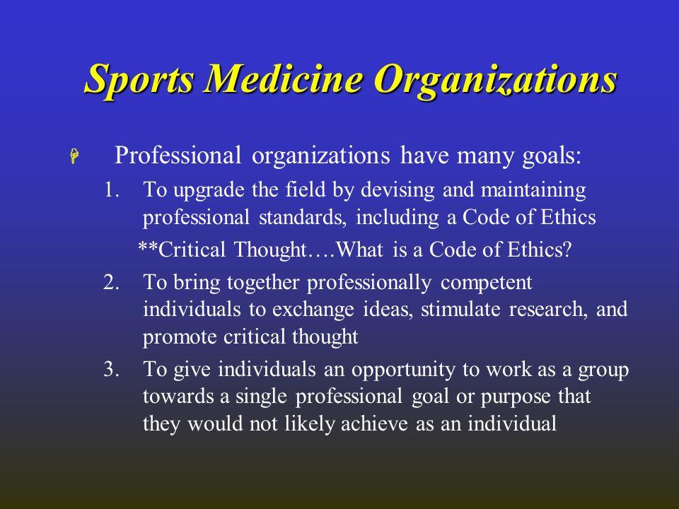 research ideas in sports medicine