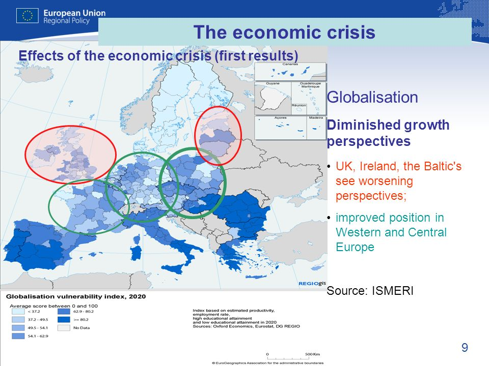 The economic crisis Globalisation