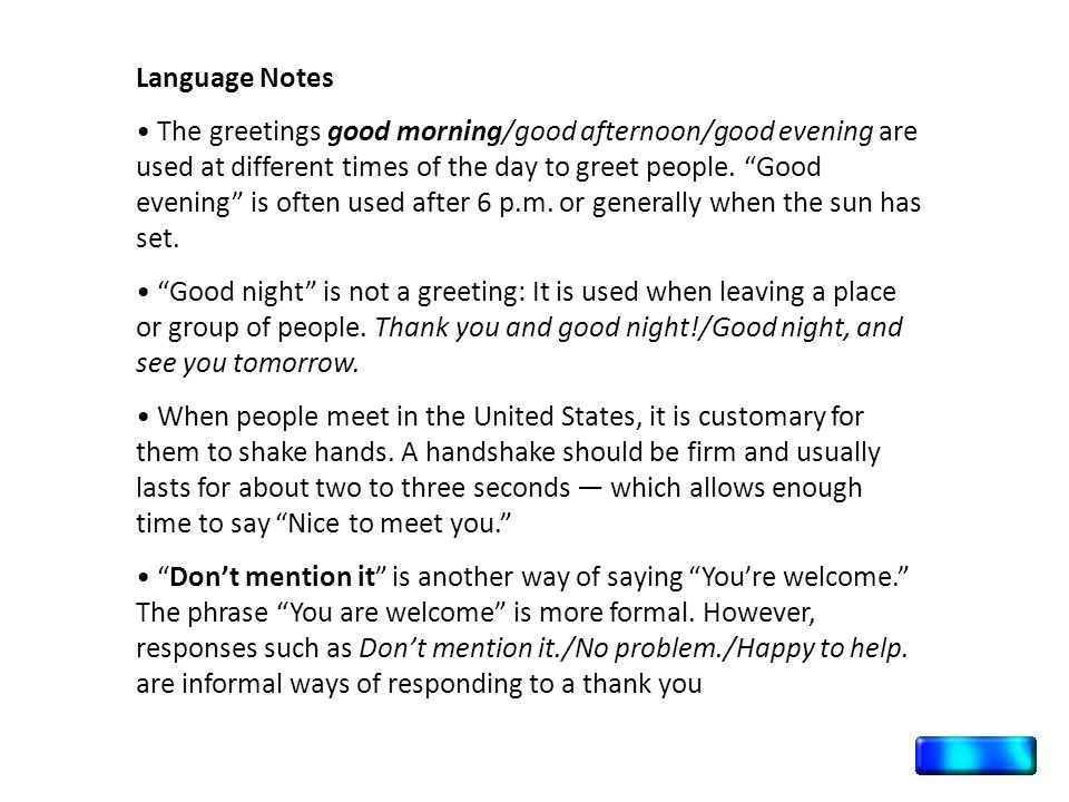 Everyday english conversations ppt video online download language notes m4hsunfo