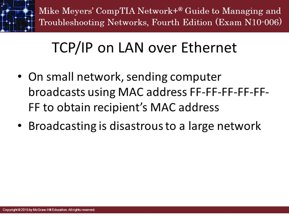 TCP/IP Basics Chapter ppt download