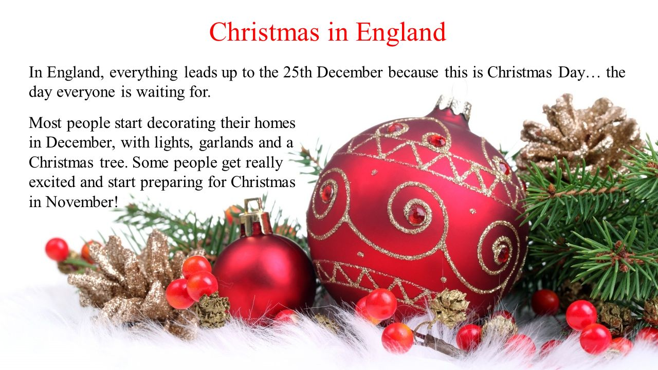 2 christmas - When To Start Decorating For Christmas