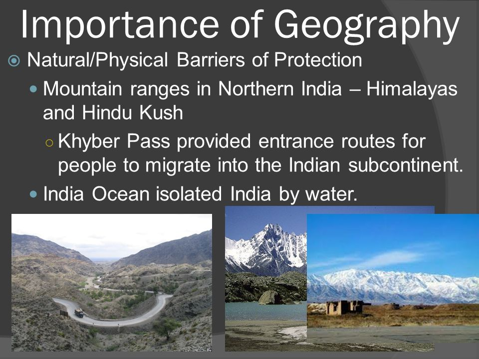 Ancient India Geography Early Civilizations Ppt Video Online
