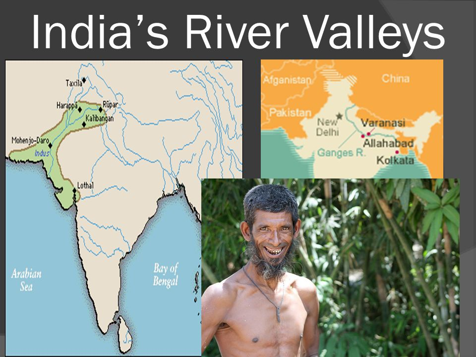 India's River Valleys