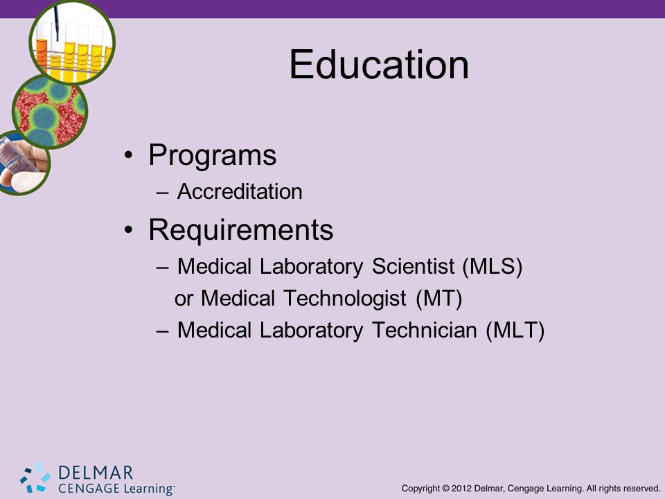the clinical laboratory professional - ppt download