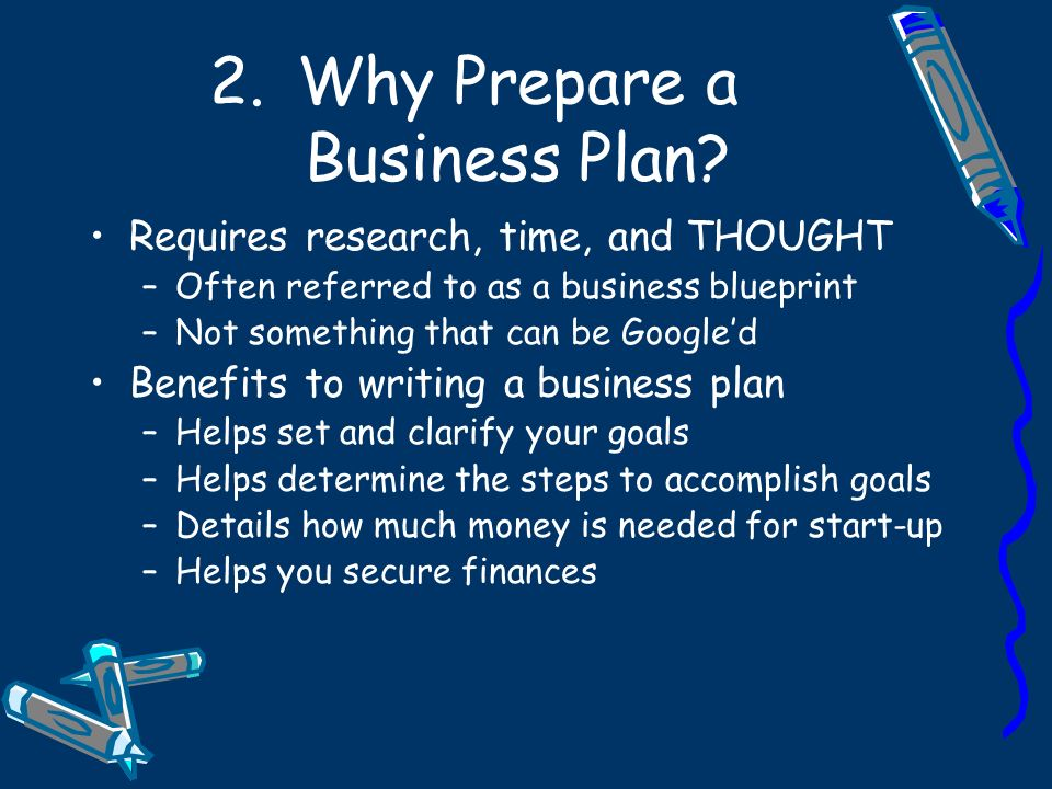 Lesson 17 business plan analysis ppt video online download why prepare a business plan malvernweather Choice Image