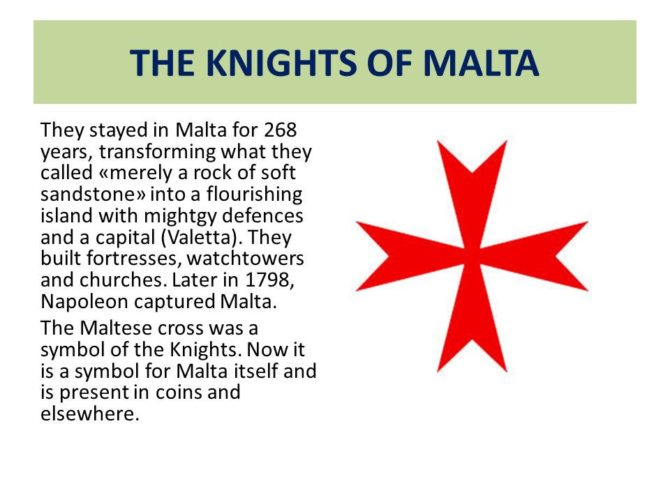 Malta A Look At Some Aspects Of This Great Small Country Ppt Video