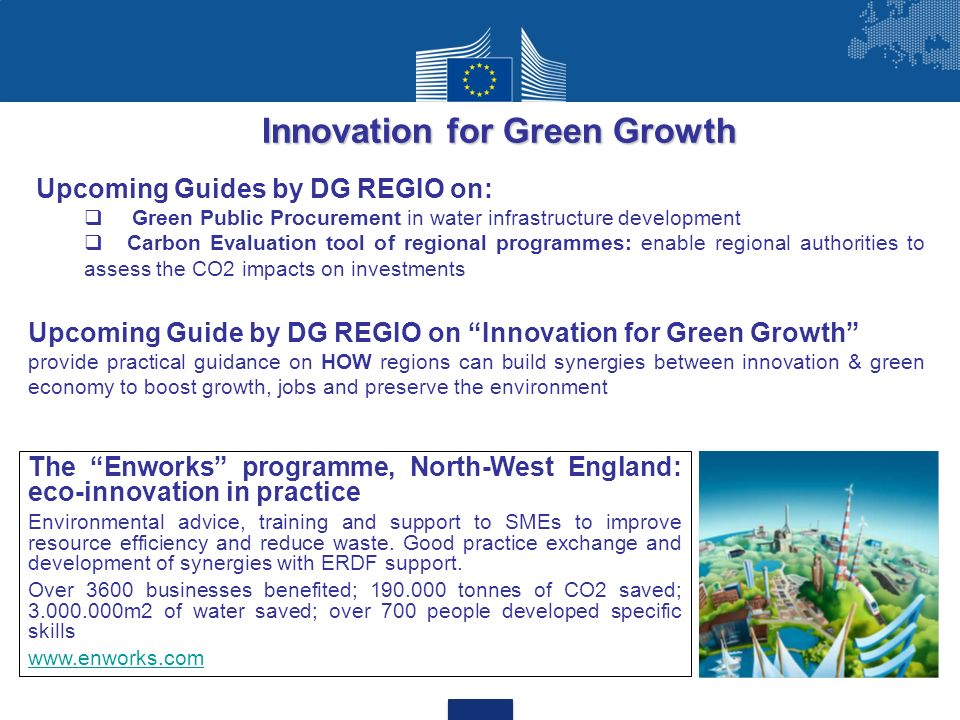 Innovation for Green Growth