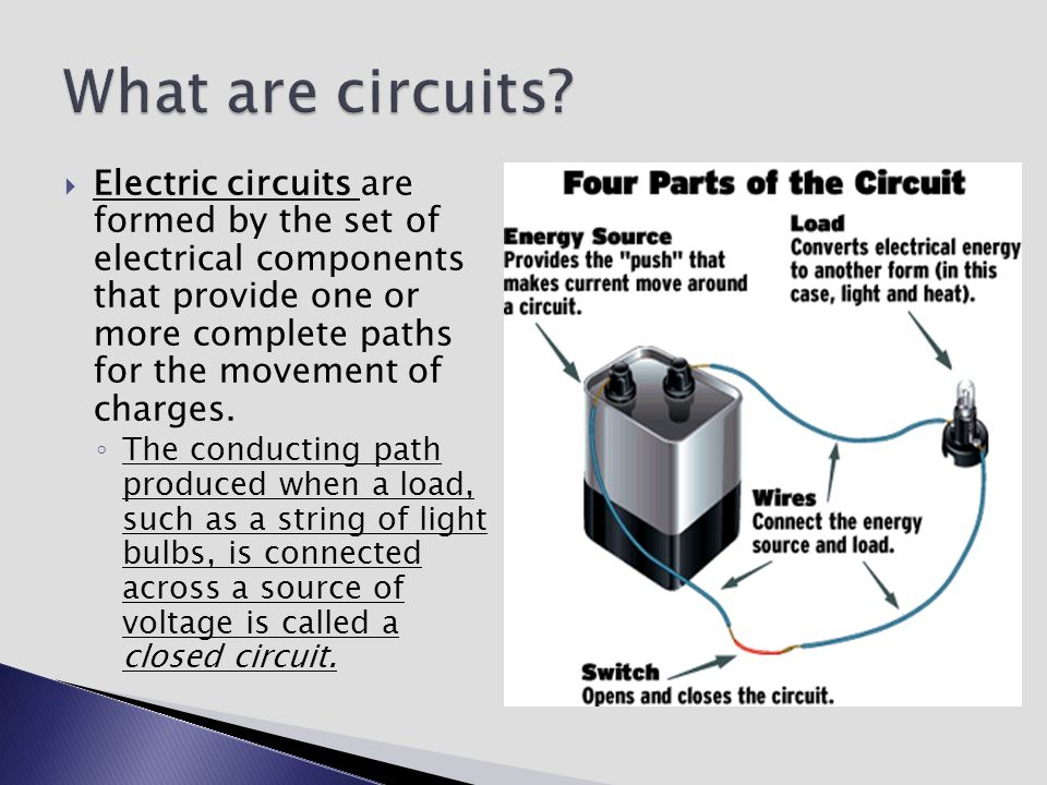 What are circuits