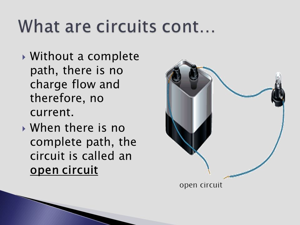 What are circuits cont…