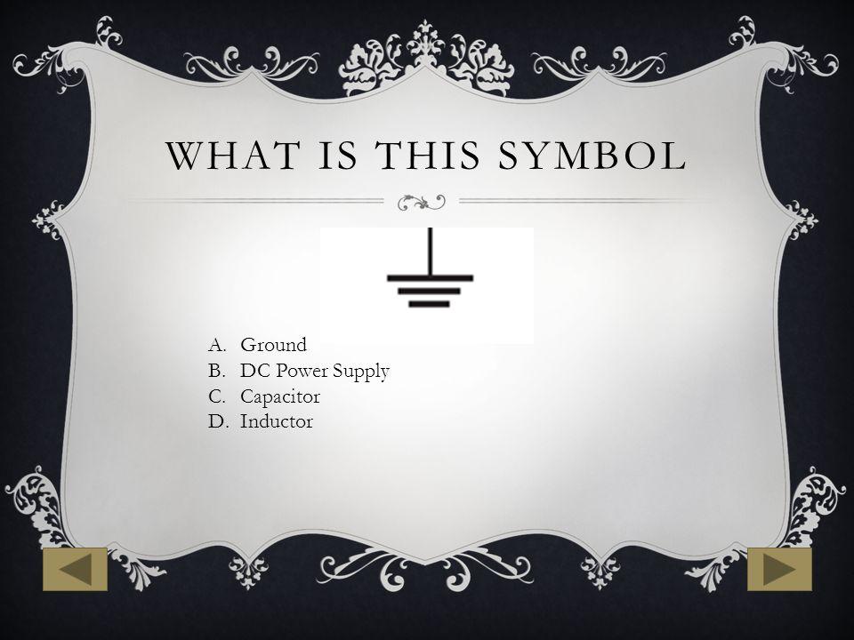 Ac Dc Symbols Learning The Symbols Ppt Video Online Download